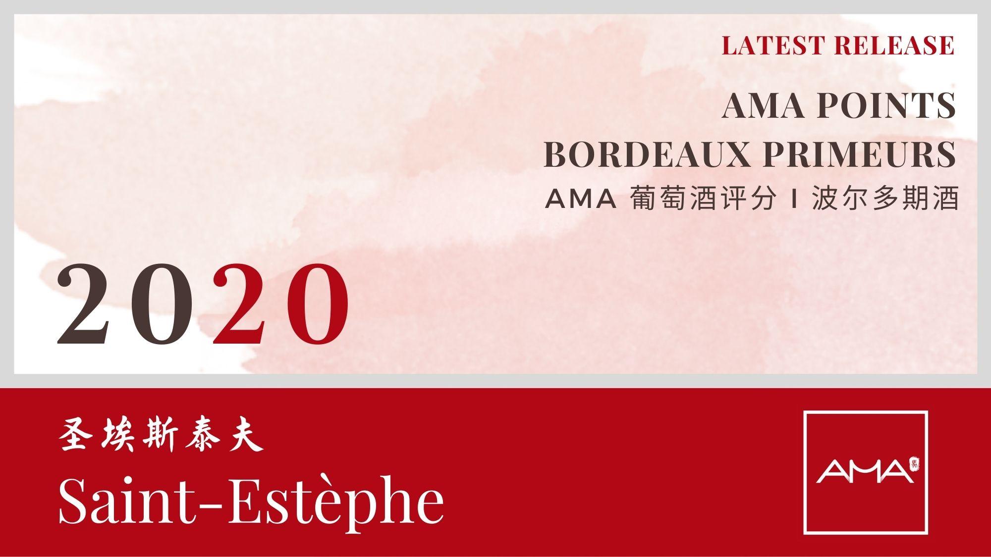 最近发布 – 2020年份波尔多波期酒解析 – 圣埃斯泰夫 – CN - Alexandre Ma