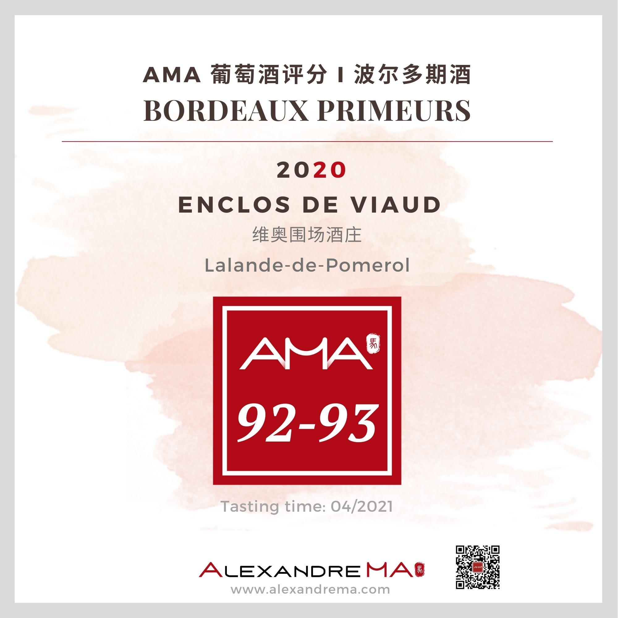Enclos de Viaud – Red – 2020 - Alexandre MA