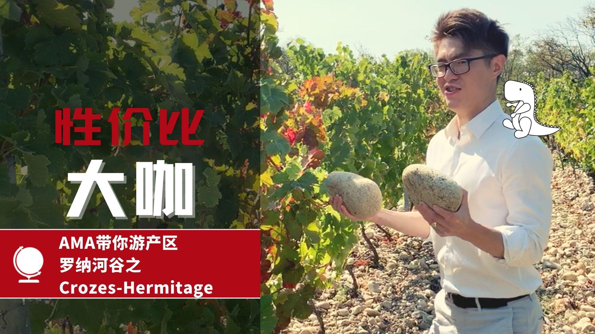 AMA Wine Study Tour – Crozes-Hermitage, Rhone Valley - Alexandre MA