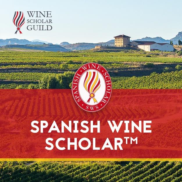 Spanish Wine Scholar - Alexandre MA