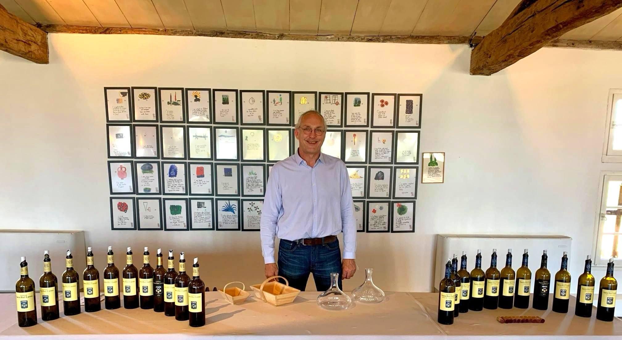 Château Smith Haut Lafitte Vertical Tasting (2008-2018) - Alexandre MA